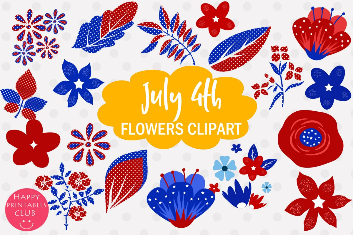 4th july flowers.