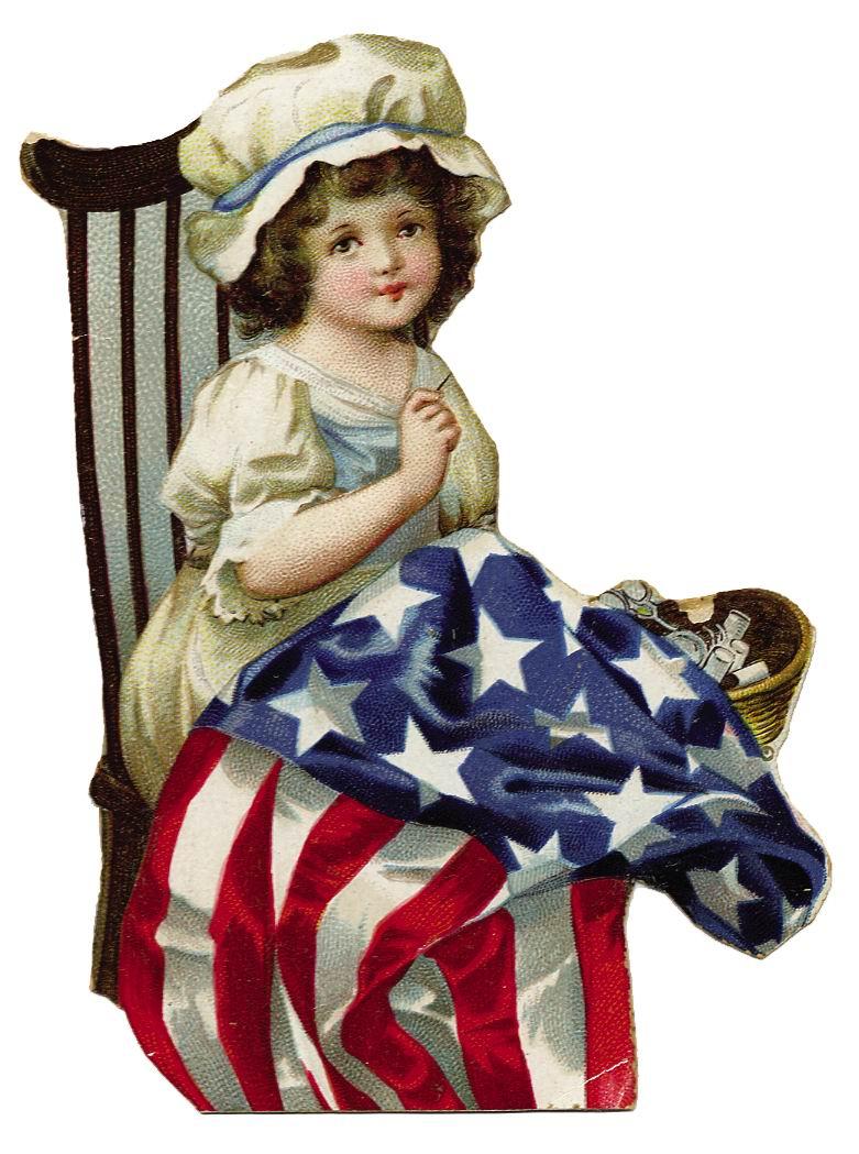 Free vintage patriotic.