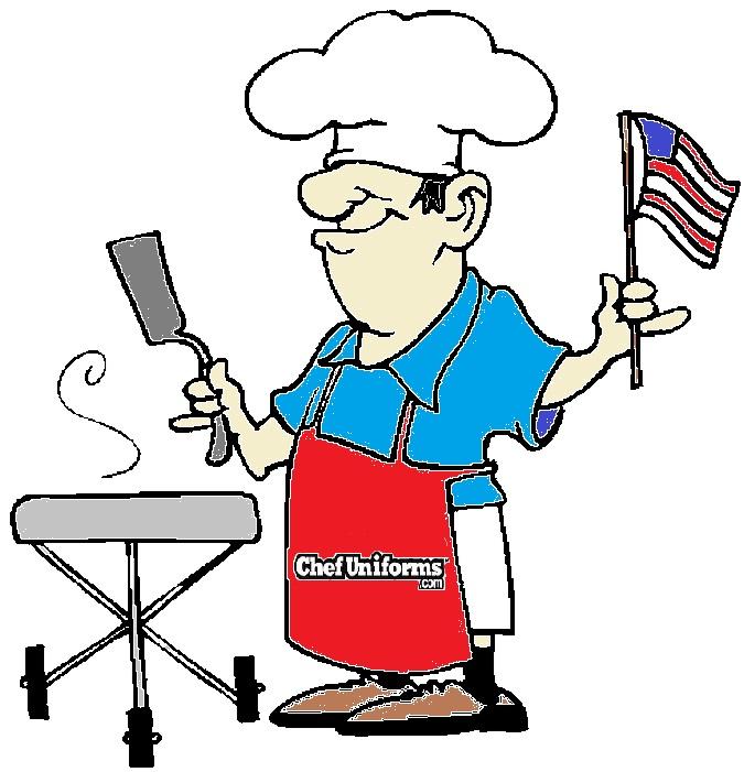 Barbecue clipart 4th.