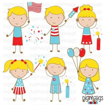 4th july clipart.