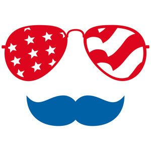 Forth july clipart.