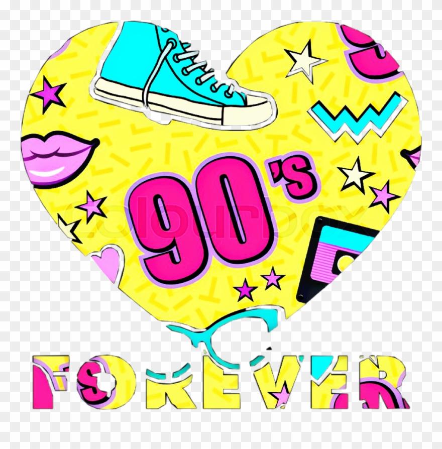 90s 90sforever heart.