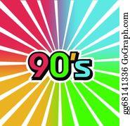 90s clip art.