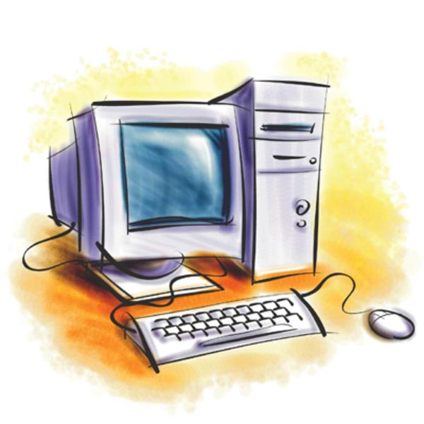90s clipart desktop.