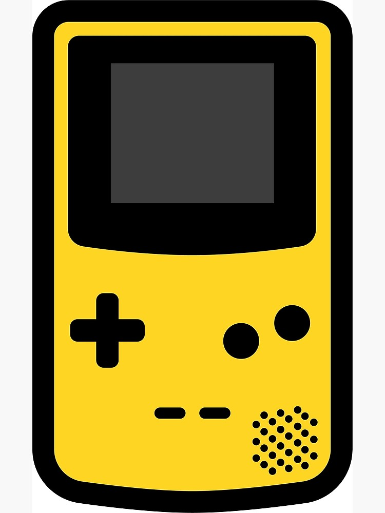 Nintendo game boy.