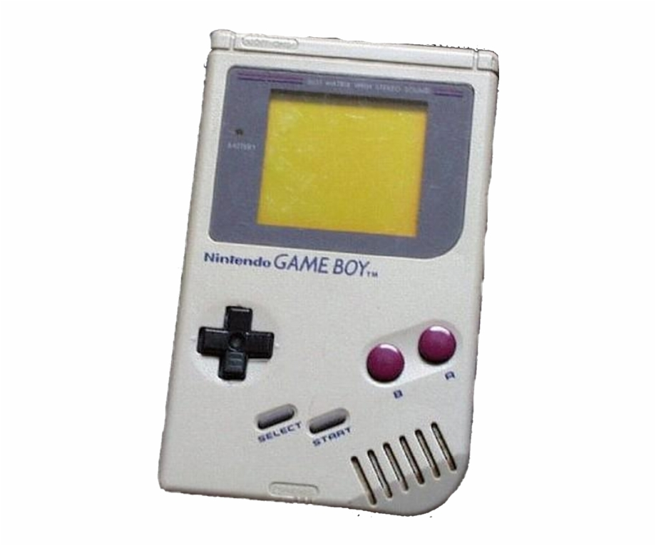 Game clipart gameboy.