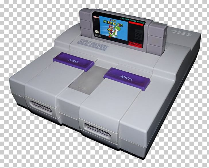 Super nintendo entertainment.