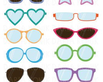 Star shaped glasses.