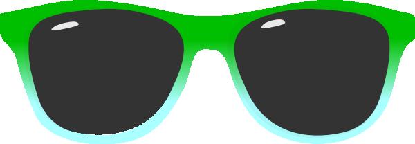 Two toned sunglasses.