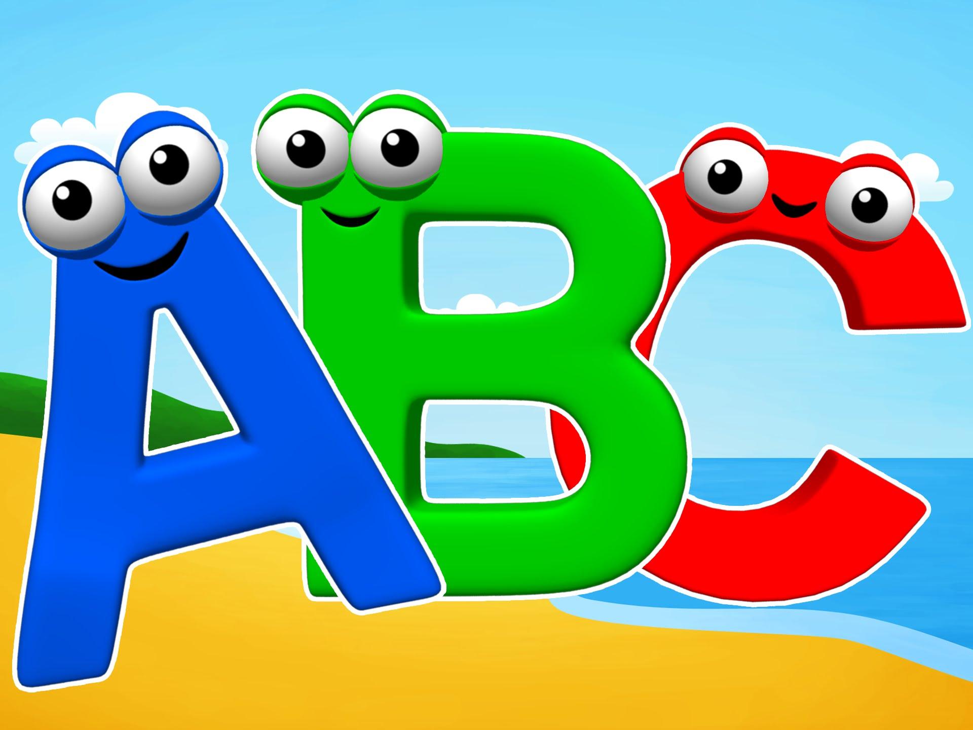 Abc clipart abcd.