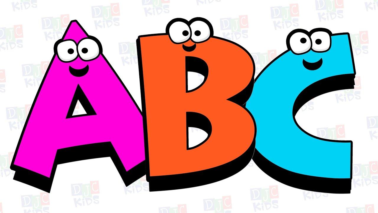Fun alphabet abc.