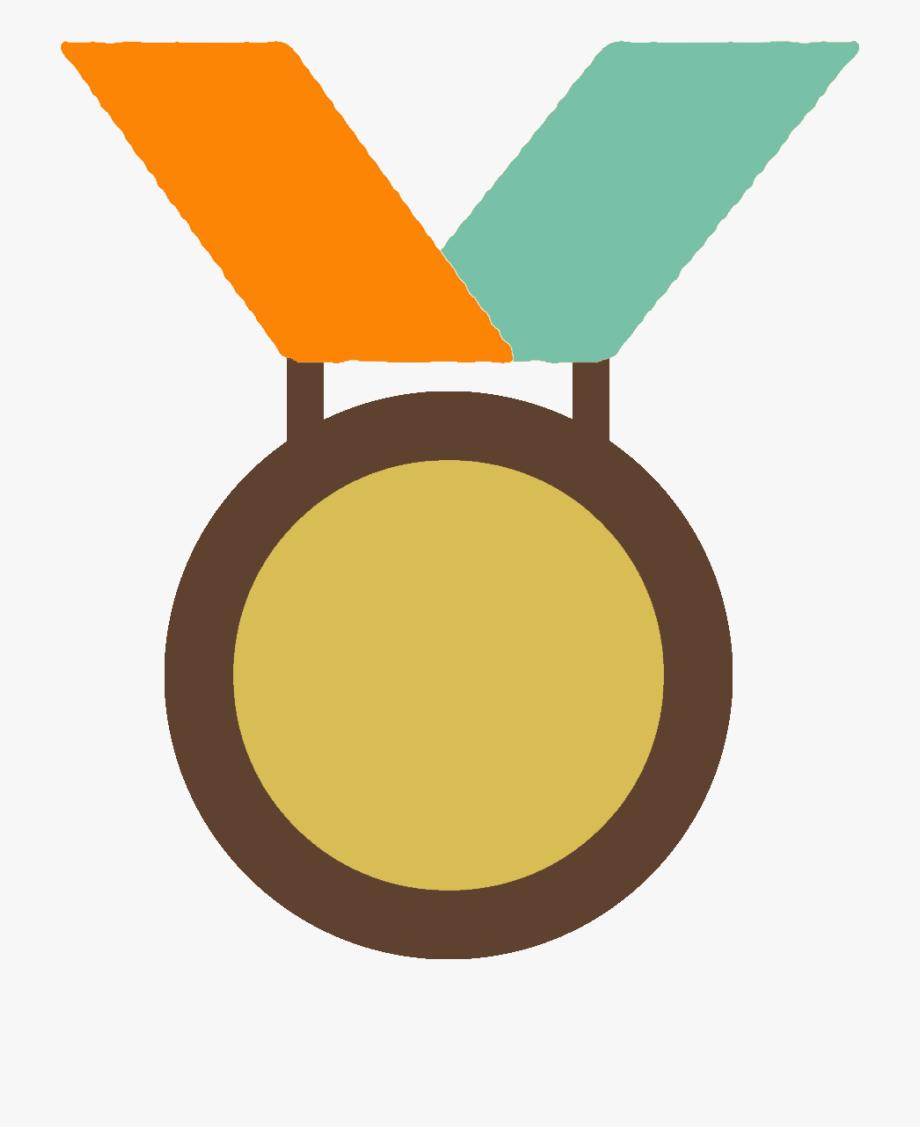 Gold medal medal.