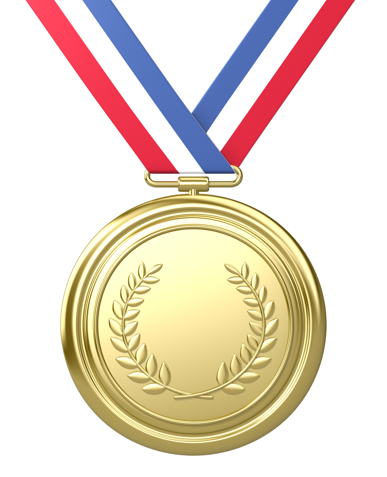 Personal gold medal.