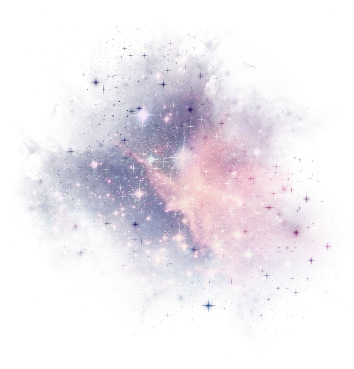 Galaxy overlay aesthetic.