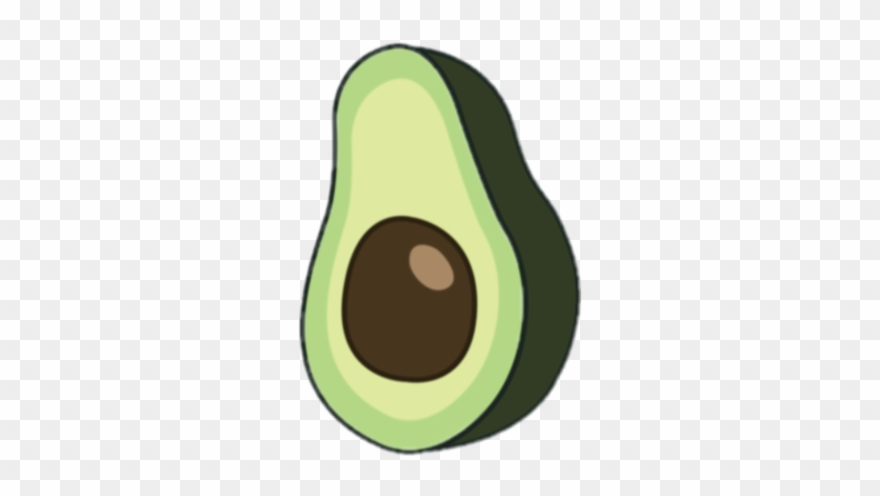 Avocado Png Tumblr