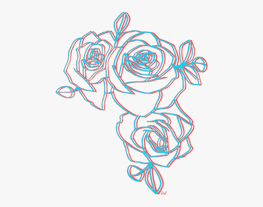 Roses clipart aesthetic.