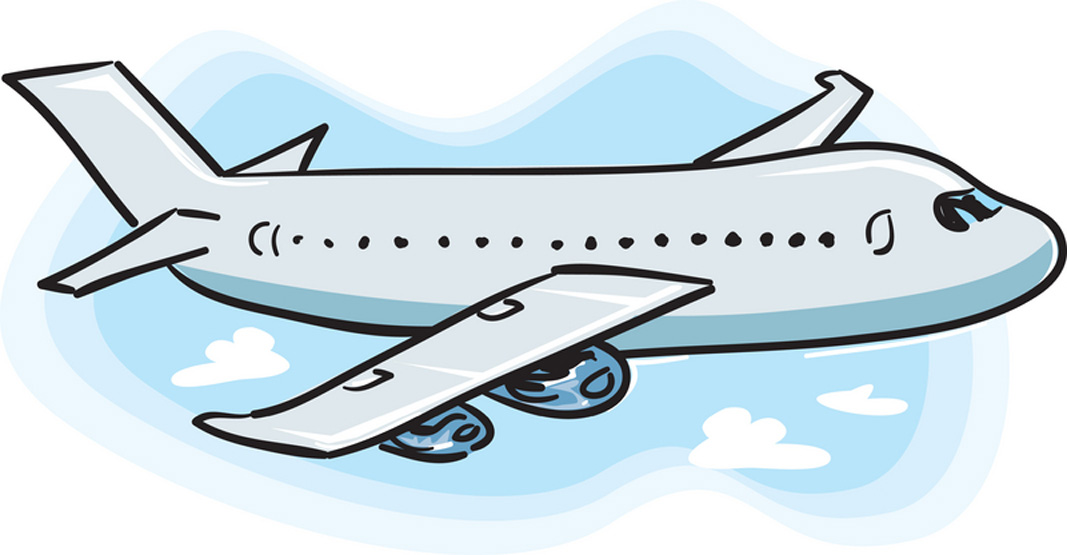 Best airplane clipart.