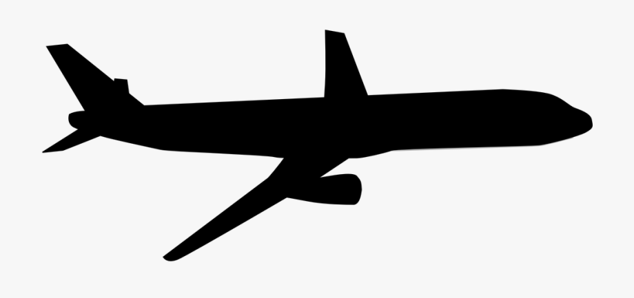Mini airplane clipart.