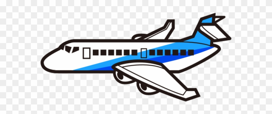 Family clipart airplane.
