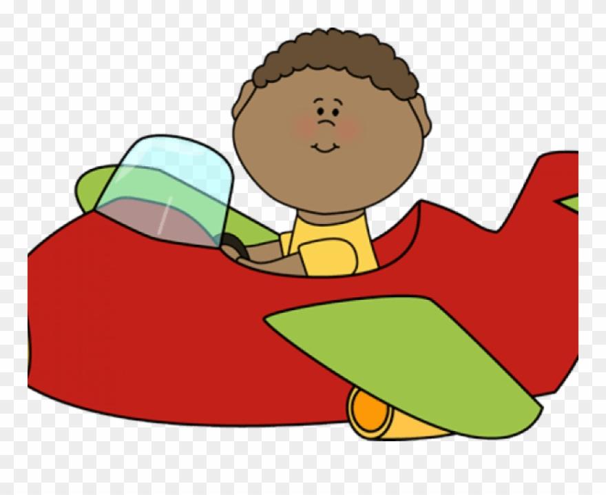 Cute clipart airplane.