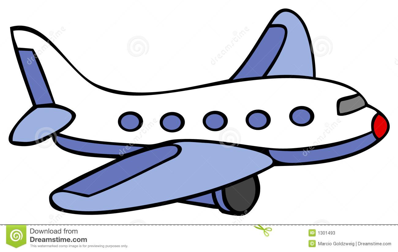 Airplane cartoon drawings.