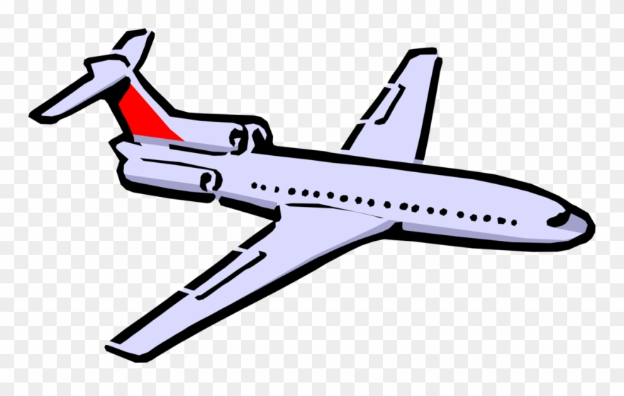Aircraft vector illustrator.