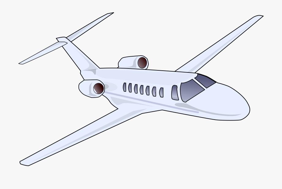 Jet clipart commercial.