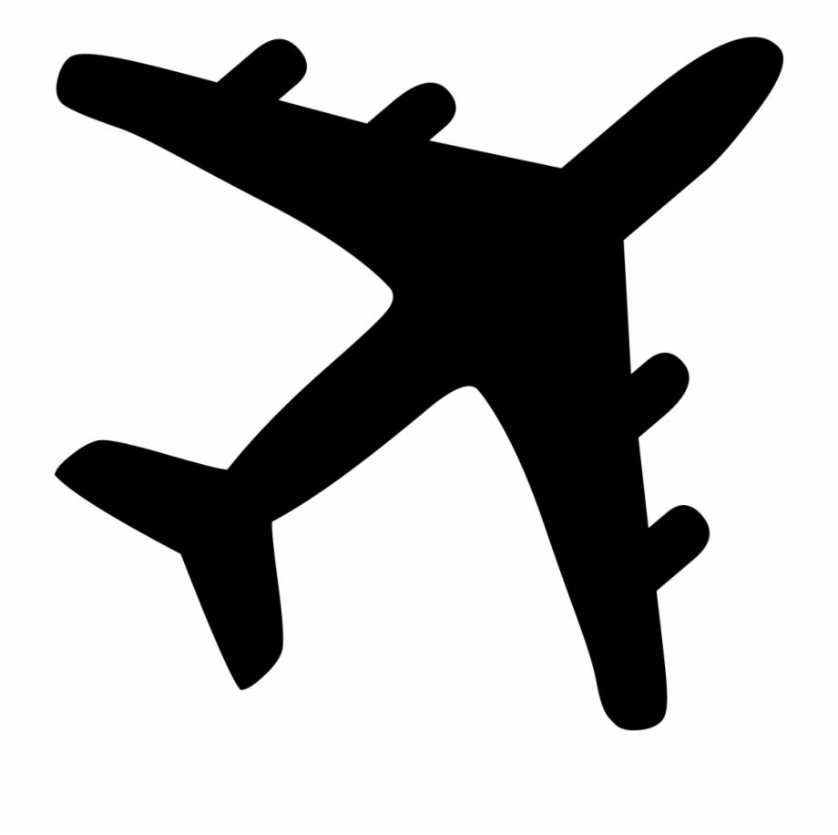 Plane ticket airplane.