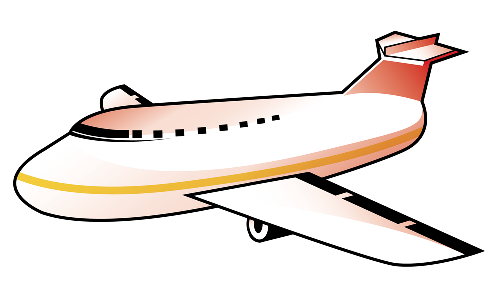 97 airplane clipart.
