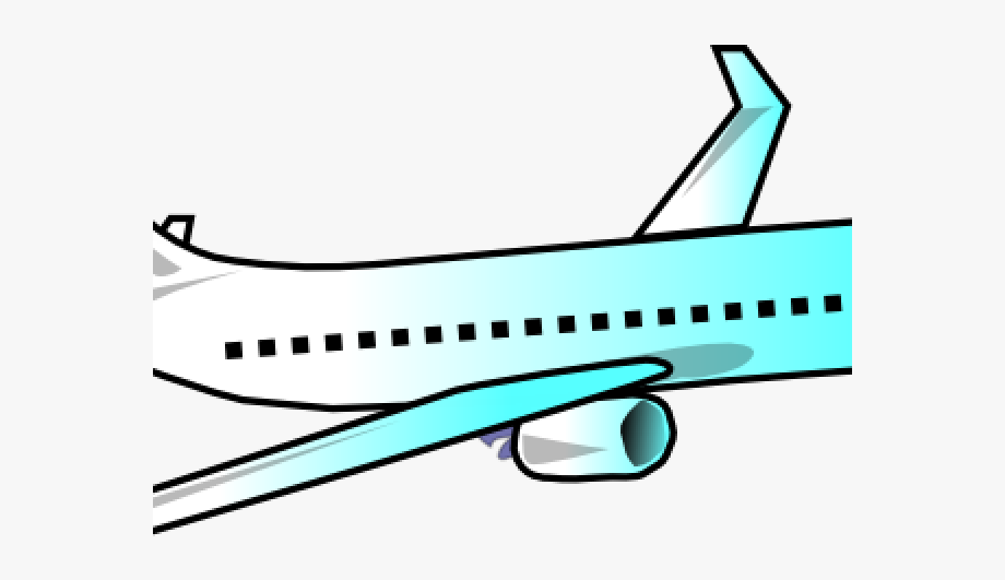 Transportation clipart airplane.