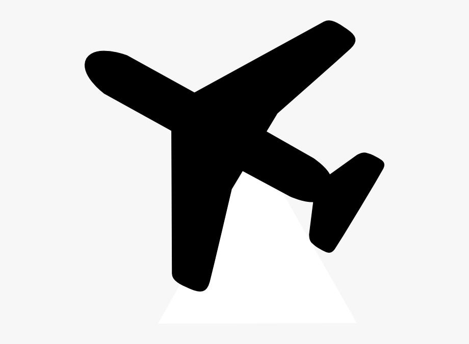 Airplane clip art.