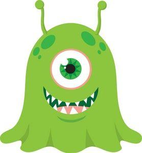 Alien happy