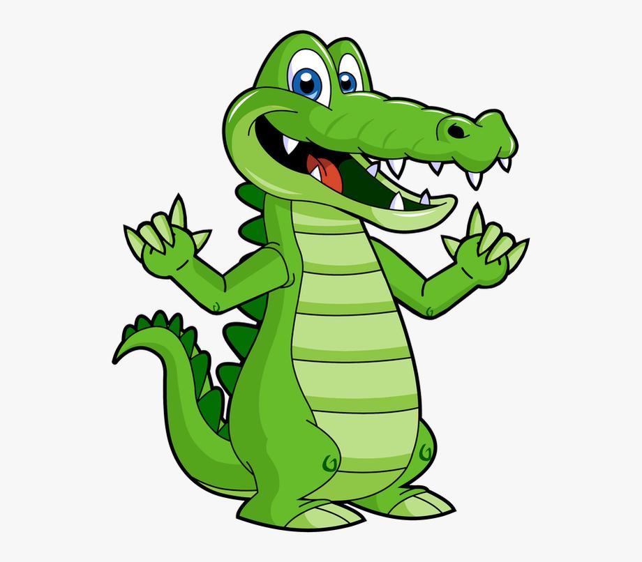 Alligator clipart transparent.