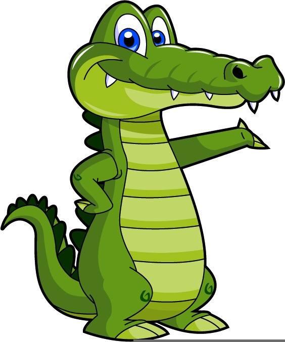 Alligator adorable