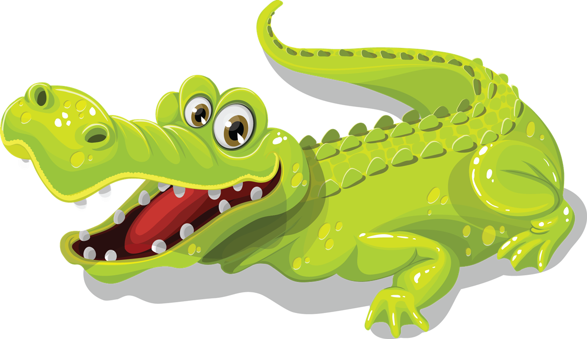 Alligator clipart crocodile.