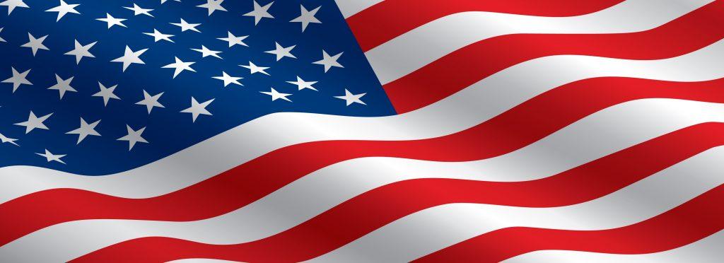 Flag banner clipart.