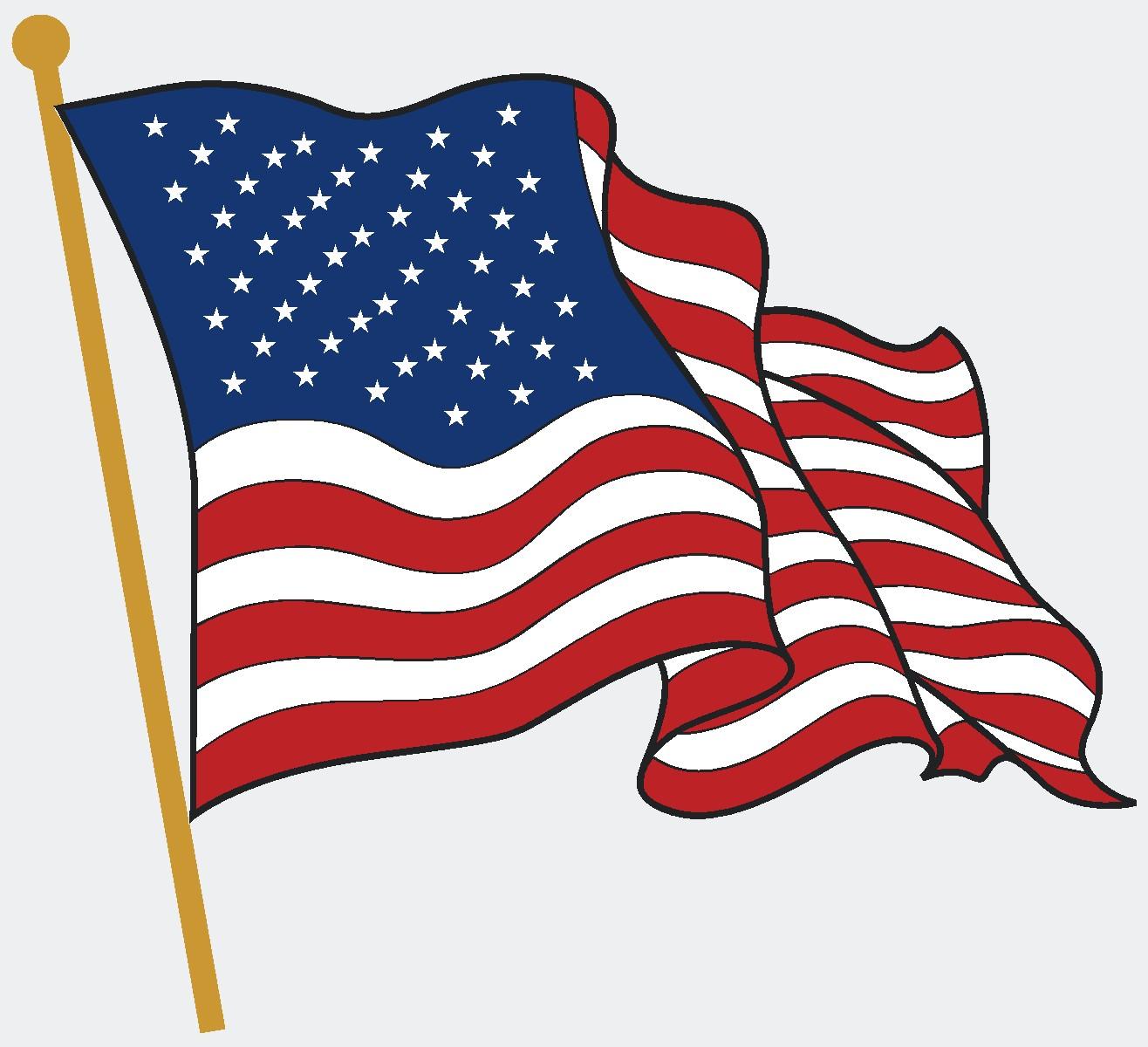 flag clipart school