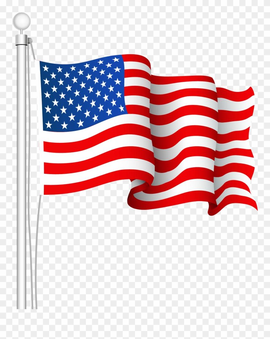 Flag clip art.