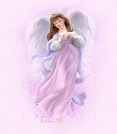 Angel beautiful