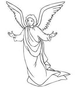 angel clipart male