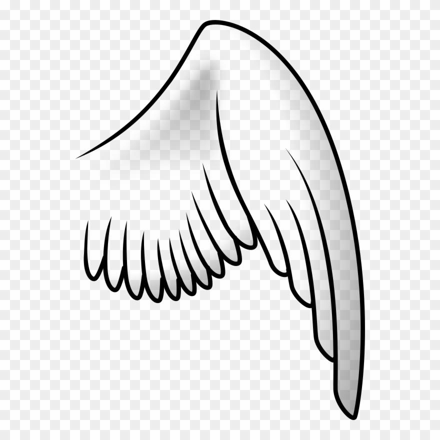 Drawing Angel Cartoon Bird