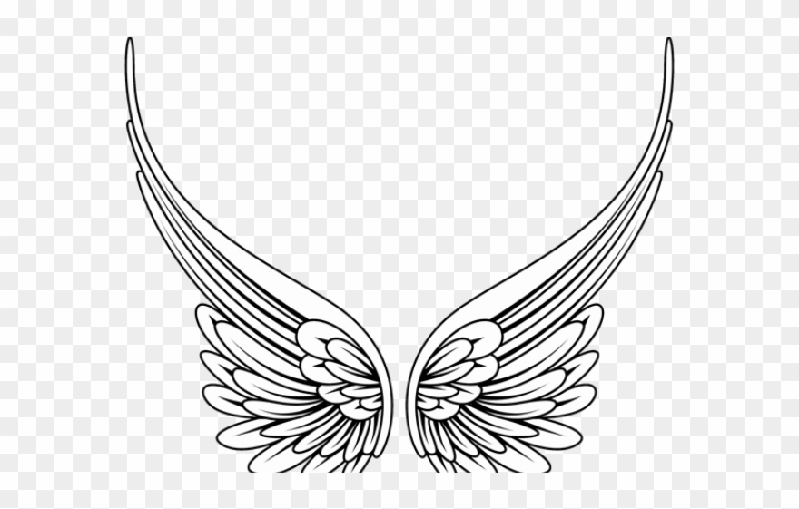 Angel Wing Clipart Png Transparent Png
