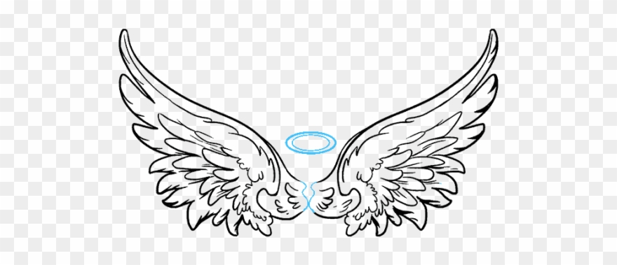 Angel wings clipart easy pictures on Cliparts Pub 2020!