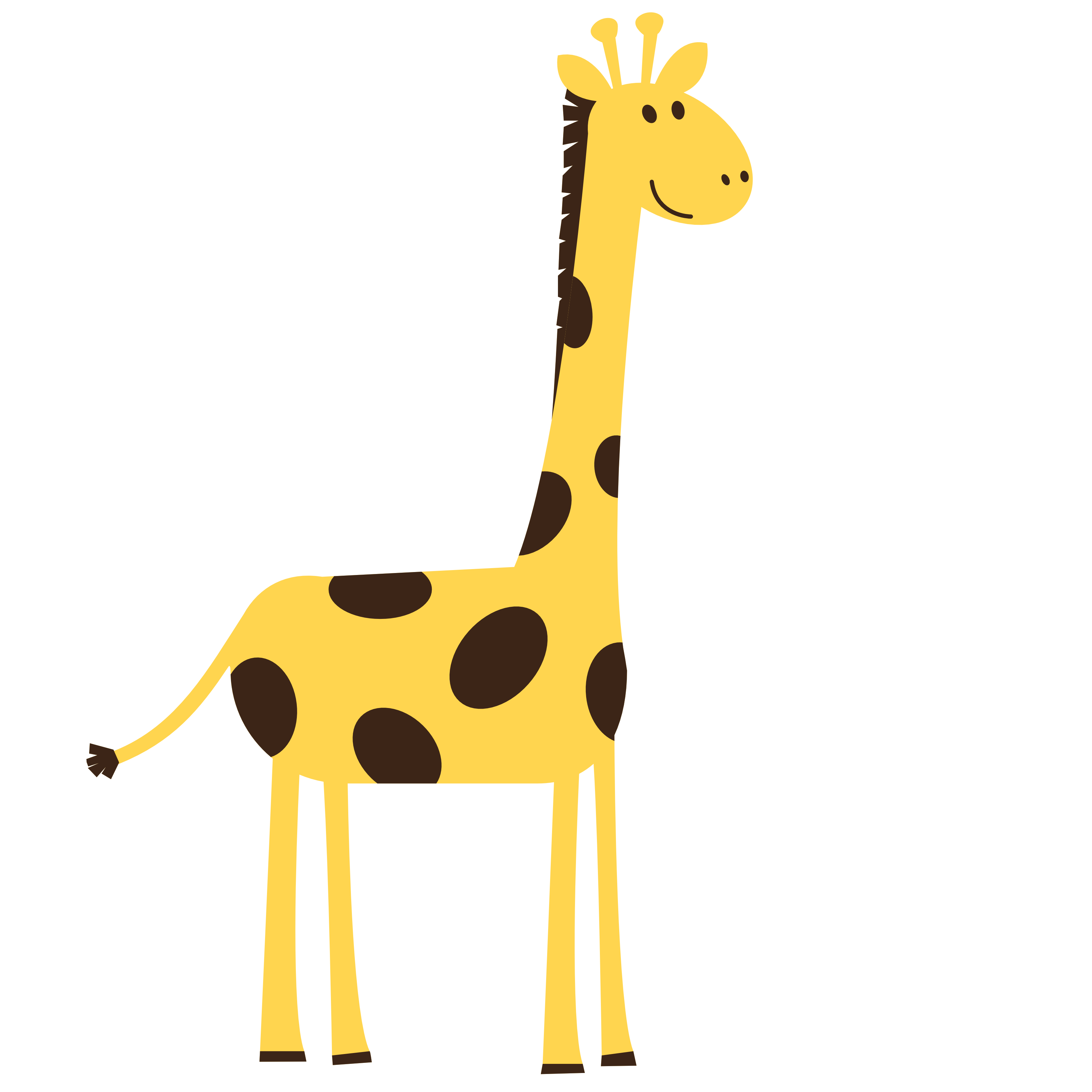 Free Transparent Giraffe, Download Free Clip Art, Free Clip