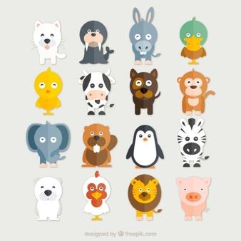 Animals vectors 150000.