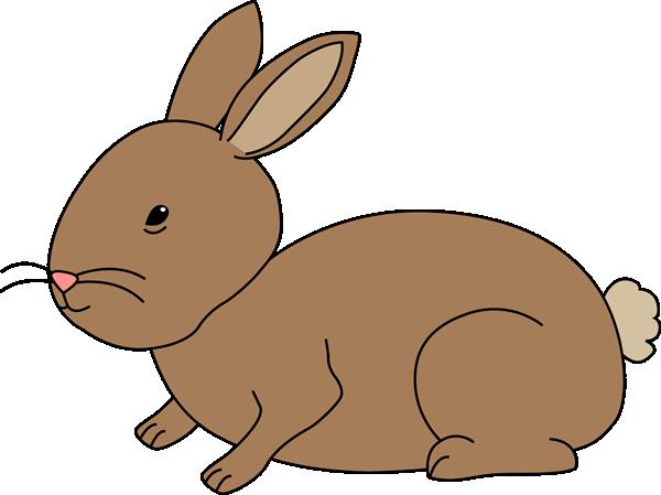 Rabbit clipart free.