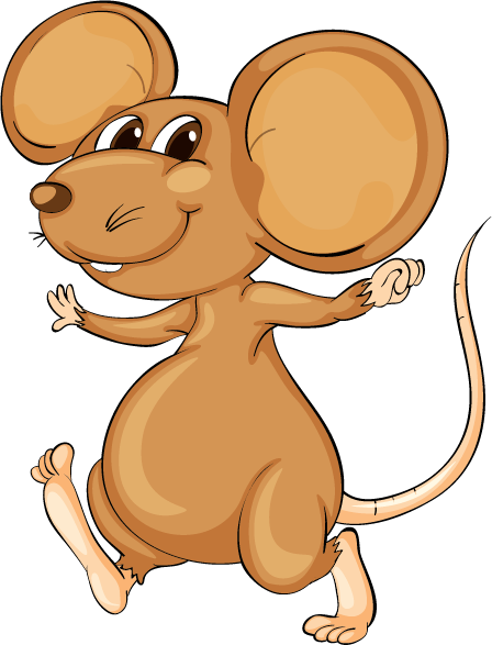 Animals clipart mouse.