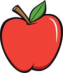 Free school apple.