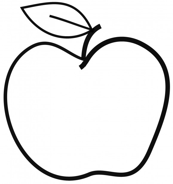 Free apple clipart.