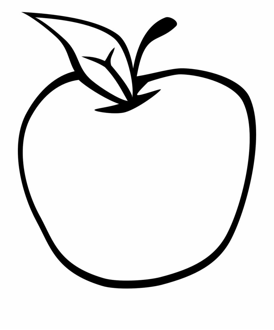 Empty apple clip.